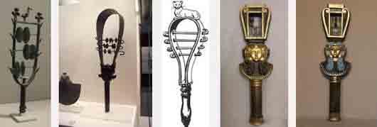 Как называется любимый музыкальный инструмент царицы Нефертити