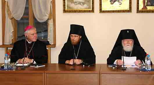 Как называется православно-католический союз