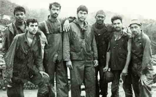 Трижды оскароносный режиссёр, дважды раненный на войне во Вьетнаме