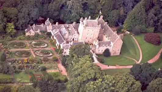 Как назывался титул барона в Шотландии