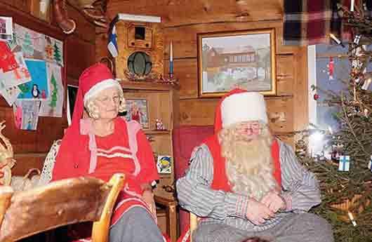 Законная супруга финского Деда Мороза