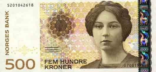 Норвежская писательница среди лауреатов Нобелевской премии