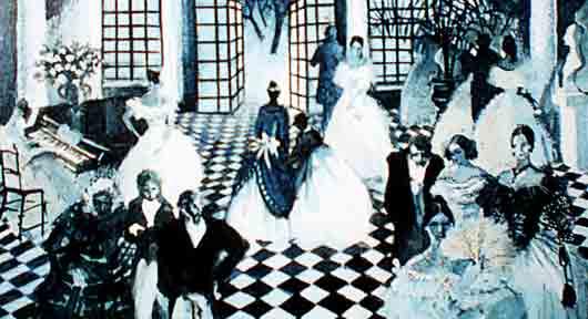 Жертва экзекуции из рассказа «После бала» Льва Толстого
