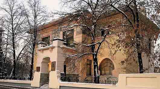 Русский меценат, живший в особняке с «тающей лестницей»