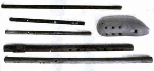 Киргизская флейта
