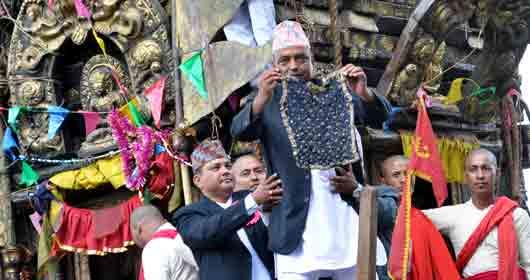 Непальская рубаха
