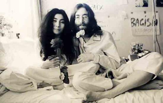 Где Джон Леннон и Йоко Оно зарегистрировали свой брак