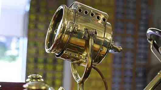 Газ, помогавший освещать работу первых метростроевцев