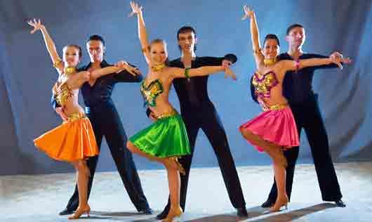 Кубинский народный танец