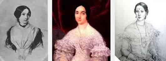 Какую из сестер Натальи Гончаровой злые языки записали в пушкинские пассии