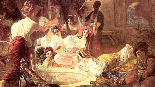 Для какого товара Александр Пушкин придумал «рекламный слоган» «Яснее дня, темнее ночи»