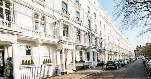 Лондонский район, где живут аристократы и преуспевающие бизнесмены