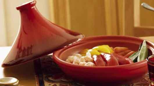 Главная фишка марокканской кухни