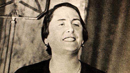 «Пламенная Долорес» во главе коммунистической партии Испании