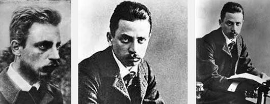 Последний секретарь великого поэта Райнера Марии Рильке