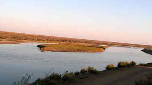 Какая река в Средней Азии самая длинная
