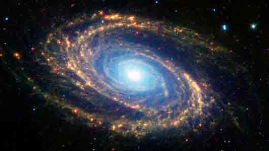 Эллиптическая ... на просторах Вселенной