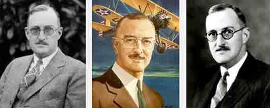 Где в 1916 году Уильям Боинг построил свой авиазавод
