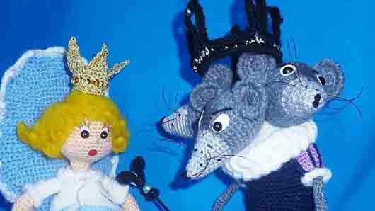 Королева грызунов из «Щелкунчика»