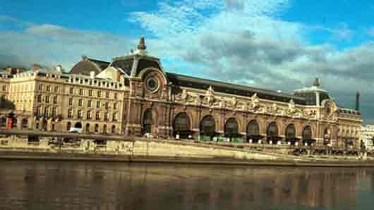 Второй по величине музей Парижа