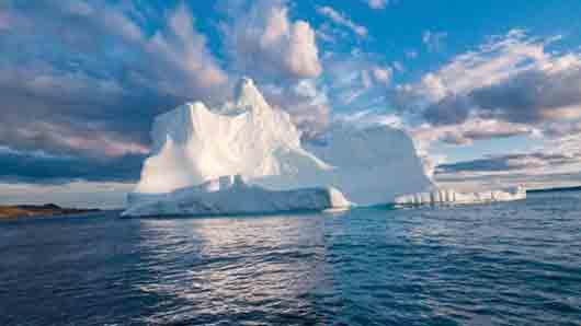 Кочевка айсберга