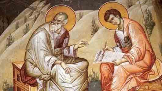 Пророк в греческом стиле