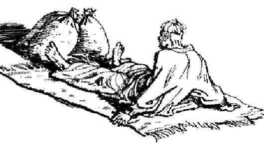 Сила, обморочившая Петруся из гоголевского «Вечера накануне Ивана Купала»
