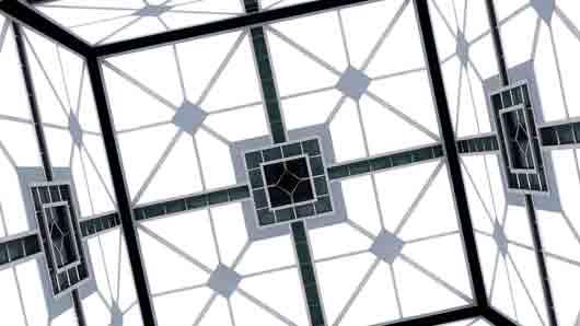 Хотя и куб, но не многогранник