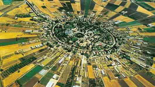 Фермерское хозяйство у израильтян