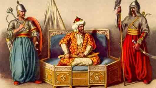 «Кабинет министров» при султане