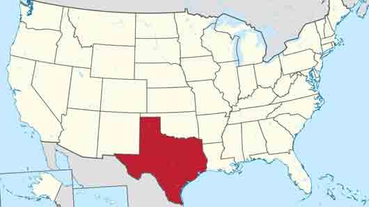 Какой штат США был раньше независимой республикой