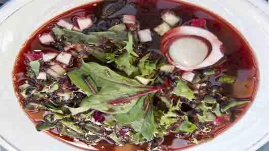 Квасной суп