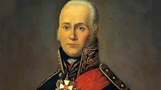 Русский адмирал из фильма «Корабли штурмуют бастионы»