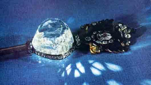 В каком городе купили бриллиант «Орлов» для Екатерины Великой