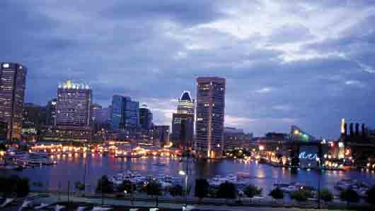 Американский город, где прошла первая в мире операция по разделению «сиамских близнецов»