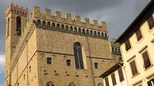 Старейшее общественное здание Флоренции
