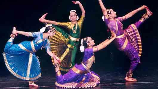 «Чистый танец» из Индии
