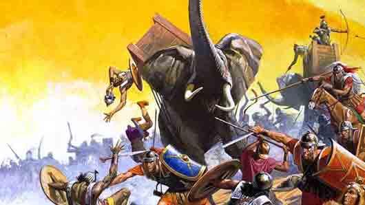 Карфагенский полководец, познакомивший римлян со слонами