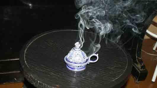 Курение фимиама