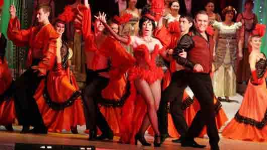 Венгерский танец из оперетты «Принцесса цирка» Имре Кальмана