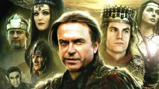 Волшебник за спиной короля Артура