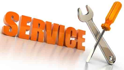 Задача сервиса