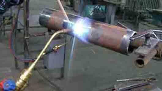 Каким газом заправляют сварочный агрегат