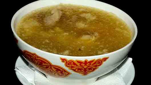 Блюдо, чтобы бороться с похмельем, у кавказских народов