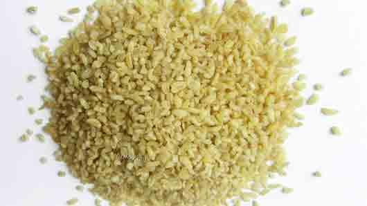 Крупа из пропаренной пшеницы
