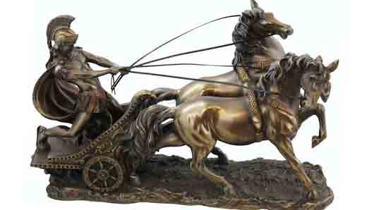 Как древние римляне называли спицу в колесе