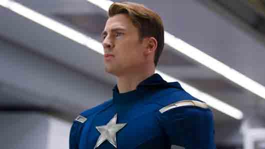 Кто сыграл Капитана Америка