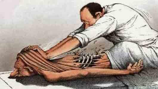 Пальцевой массаж