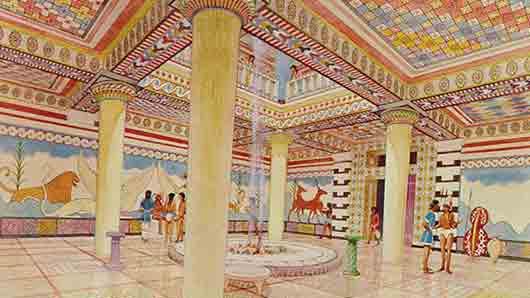 «Дом терпимости» в Древней Греции