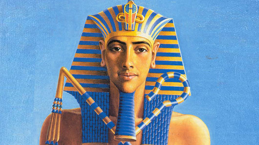 Первый фараон, отступивший от язычества